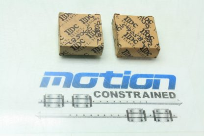2 New in Box IDC 6904 2RS Shielded Radial Ball Bearings 20mm x 37mm x 9mm New 171274567587 2