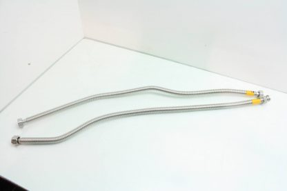 2 Parker FC140 030 Stainless Steel Flexible Convoluted Gas Hose 30 Lines New 171684803253 2