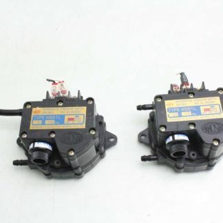 2 Yamamoto Manostar MS61L Differential Pressure Switches 20 120Pa Used 183188430562