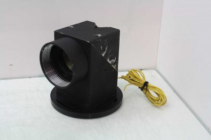 3 Diameter Front Surface Laser Mirror in Right Angle Aluminum Enclosure Used 182026384783 2