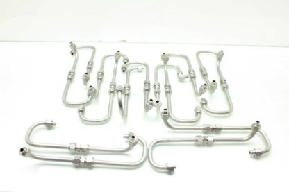 Bi Lock 316 Stainless Tubing Lot Nuts Fittings 38 OD DNA 6 SS Used 172523549502