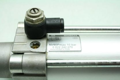 Bosch 0822242070 Pneumatic Cylinder Actuator Used 172801205804 2