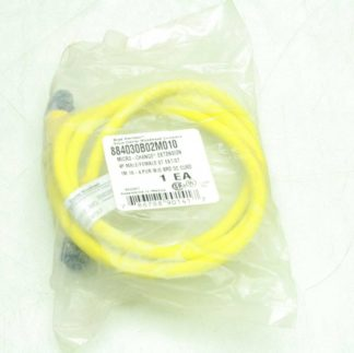 Brad Harrison Woodhead 884030B02M006 Micro Change Extension 4P 06M Cord New 183097660922
