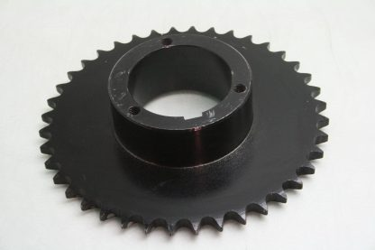 Browning 50Q40 Roller Chain Sprocket Single Strand Split Taper 50 Pitch 40 Teeth New other see details 172102408883 2