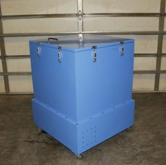 Cambridge 1LEA 180 SJR1 Cleanroom Grade Electrostatic Air Filtration Systems Used 183792426902