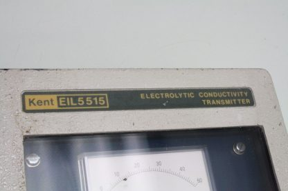 Coleman Kent EIL 5515 Electrolytic Conductivity Transmitter Used 181029023552 4