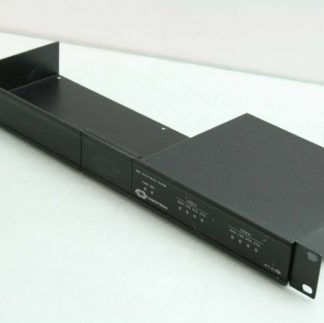 Crestron ST COM Module RS 232422 with ST RMK Rack Mount Shelf Used 182238663342
