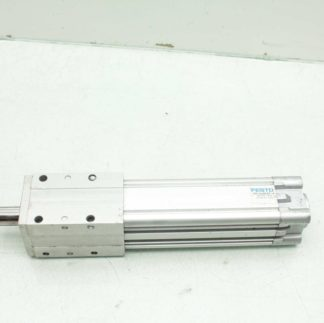 Festo DFP 32 80 PPV A Pneumatic Air Cylinder 32mm Bore 80mm Stroke Used 183251872882