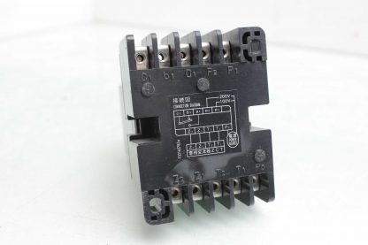Fuji Electric EL40PO Earth Leakage Protective Relay Ground Fault Monitor Used 172522134358 22