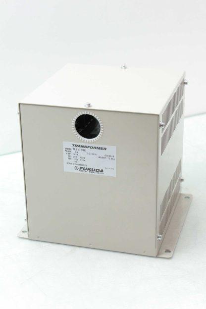 Fukuda FE21 1KC Transformer 1 kVA 1 Ph 200 220V Primary 100 110V Secondary 10A Used 172558333912