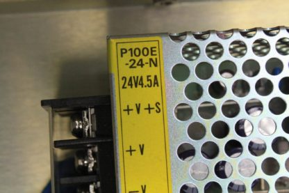 JPSA Scribe Laser Camera Strobe Light Controller P100E 24 N Used 171419739692 11