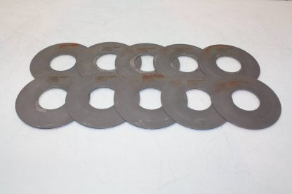Lot of 10 Carolina Knife Square Edge Circular Slitter Blades 5 x 2 x 0030 New other see details 171796434155 2