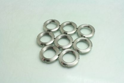 Lot of 8 Misumi Fine Thread U Type Nuts FUNTS35 Stainless Steel Lock Nut New other see details 171865767747 2