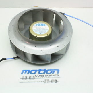 Minebea 250R100 D07 01 Brushless Blower Fan Motor 36 60V 35A DC Used 181565335762