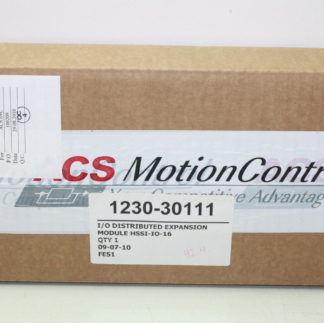 New ACS Motion Control HSSI IO16 SiPiiPlus Distributed Interface IO Module New other see details 182043371702