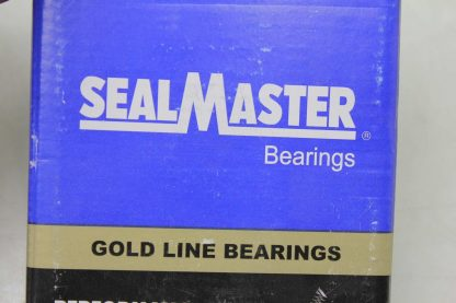 New Sealmaster S 451 ML16 Gold Line Mounted Flanged Ball Bearing 1 Bore New 172206460453 2