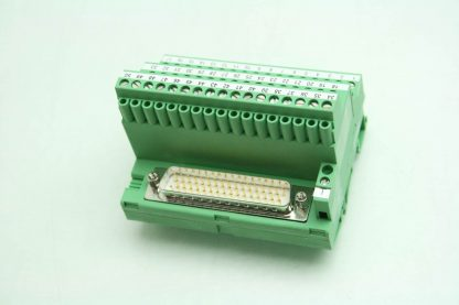 Phoenix Contact FLK D50 SUBS VARIOFACE Interface Terminal Module DB50 Connector Used 171899848459 2