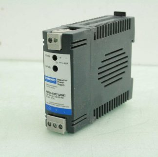 Rhino PSP05 020S Industrial Power Supply 5VDC Output 20W Used 183097671292