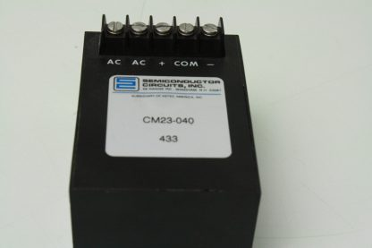 SCI CM23 040 Differential Power Supply 12V DC Used 172129101945 2