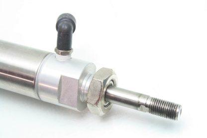 SMC NCDMC125 2300 B64 XC6 Pneumatic Stainless Air Cylinder 1 14 Bore x 23 Stk Used 171671086302 6