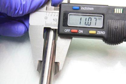 SMC NCDMC125 2300 B64 XC6 Pneumatic Stainless Air Cylinder 1 14 Bore x 23 Stk Used 171671086302 8
