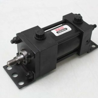 Schrader Bellows FAB100321 Pneumatic Air Cylinder 2 Bore x 1 14 Stroke New other see details 182026290582