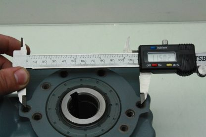 Sew Eurodrive 291 SA47 AD Precision Right Angle Gear Drive Unit Reducer Used 171007768872 7