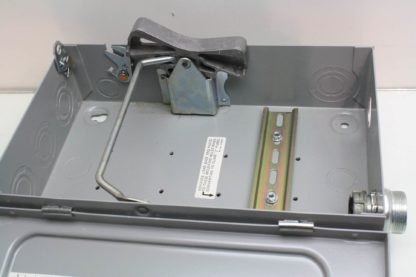 Siemens F351 30A 600V Disconnect Switch Enclosure ENCLOSURE ONLY Used 171537528602 7