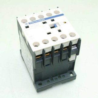 Telemecanique Schneider CA4KN31BW3 4 Pole Control Relay 24V DC Coil Used 182645308882