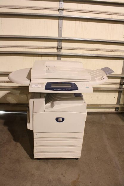 Xerox WorkCentre Pro C2128 Color Copier Laser Printer Scanner Fax Machine For parts or not working 172443154015 22