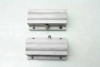 2 Thomson TWN 8 Pillow Blocks Super Twin Closed 12 Shaft Diameter Used 172088993923 9