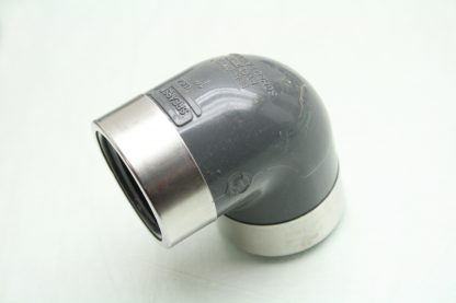 20 Spears 805 010SR Reinforced PVC Right Angle Elbow Pipe Fittings 1 NPT Ports New other see details 172031889041 3