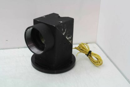 3 Diameter Front Surface Laser Mirror in Right Angle Aluminum Enclosure Used 182026384783