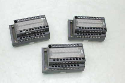 3 Mitsubishi A6TBX36 E Source Type Input Modules Terminal Blocks Used 172200988753