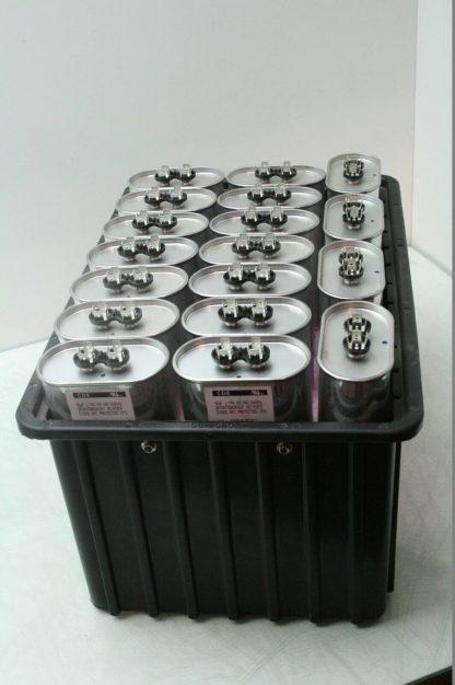 40 CDE SFD44T60K391B F Motor Run Power Supply Capacitors 440V 60F New 172121569553