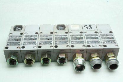 7 Allen Bradley 880L RA1C Retroreflective Photoelectric Sensors Switches Used 172556719463 2