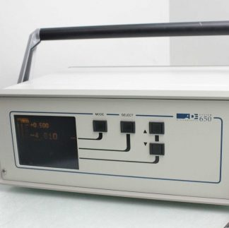 ADE Technologies 650 System Capacitance Meter Used 173286652343