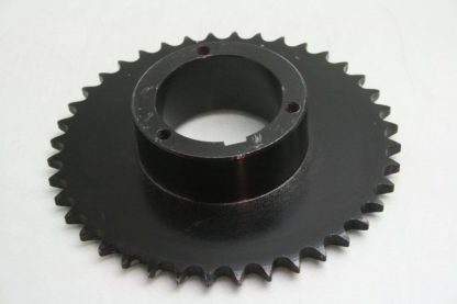 Browning 50Q40 Roller Chain Sprocket Single Strand Split Taper 50 Pitch 40 Teeth New other see details 172102408883