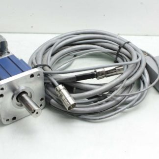 CMC Torque Systems T1101D011 PM Brushless Servo Motor 24mm Shaft 125mm Frame Used 182853658923