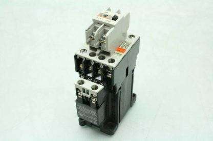 Fuji SC 03YG Contactor SZ A11 Aux Contact Block SZ Z1 Coil Surge Unit 24V DC Used 172614148523 3