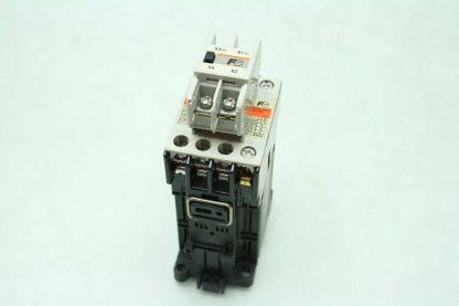 Fuji SC 03YG Contactor SZ A11 Aux Contact Block SZ Z1 Coil Surge Unit 24V DC Used 172614148523