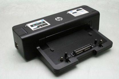 HP Docking Station VB041UTABA 4 USB VGA DVI RJ 45 DB 25 HDMI Used 172846679083