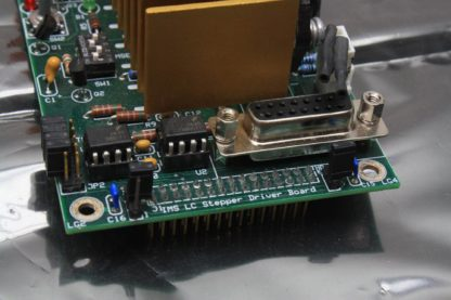JPSA IMS LC Stepper Motor Driver Board w IMS Microstepping Driver IM481H Plus Used 171418865993 3