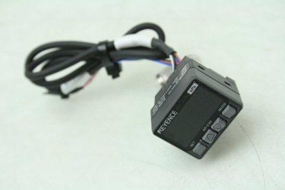 Keyence AP C30 Ultra Compact Digital Air Pressure Sensor 14 NPT Ports Used 172401813583