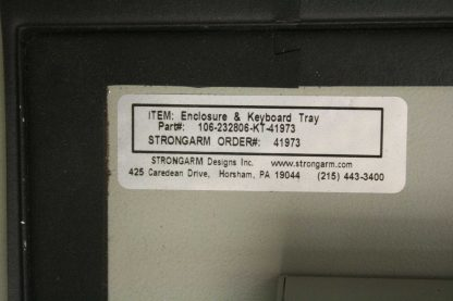 LaserDyne Prima Control LCDSA151 5RS S OF StrongArm 106 232806 KT 41973 Control Used 172167664870 33