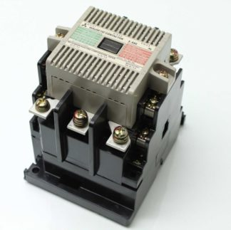 Mitsubishi S K80 Magnetic Contactor 45 KW 200 240 VAC Used 183455265793
