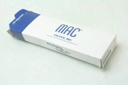 New MAC 800 Series 826C PM 511CA 612 24V DC Coil Pneumatic Solenoid Valve New 172059086363