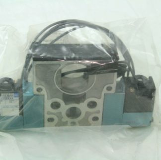 New MAC 825C PM 111DA 642 53 Closed Center 120V Coil Non Locking Valve New 172054514483