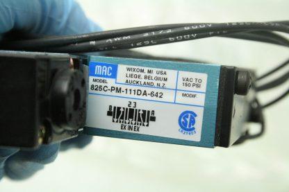 New MAC 825C PM 111DA 642 53 Closed Center 120V Coil Non Locking Valve New 172054514483 5