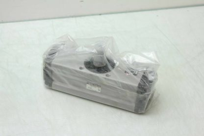 New SMC CDRA1BS50 180 Rack and Pinion Rotary Air Actuator 50mm x 180 Degrees New 172135049577 3
